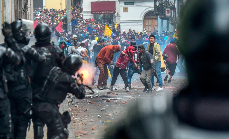 Ecuador se estabiliza luego de dos semanas de conflictos