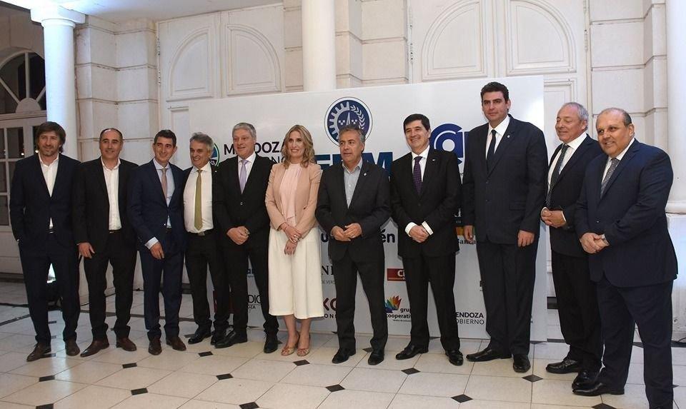La Federación Económica de Mendoza festejó sus 66 años