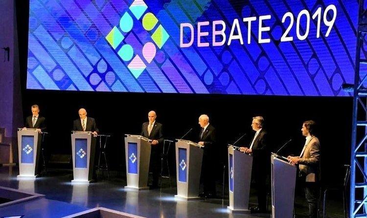Llega el último debate presidencial: horario, ejes temáticos y TV