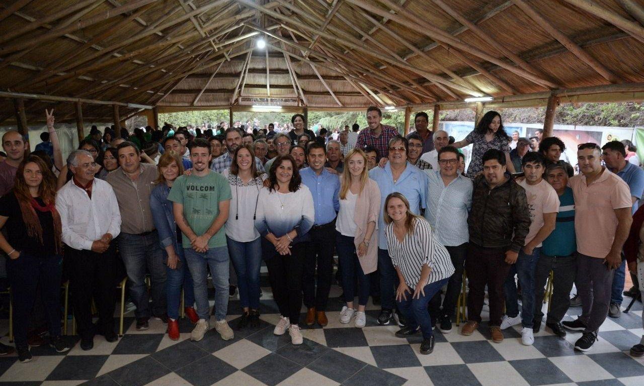 Candidatos a diputados nacionales participaron del Foro Productivo Mendoza