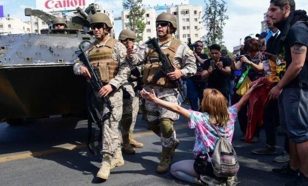 Ya son tres los muertos por la grave situación en Chile