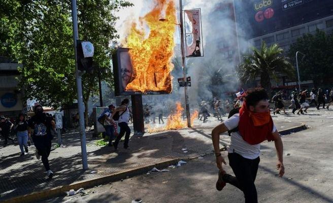 chile consulado protestas movilizaciones crisis muertos 2019 sebastian piñera