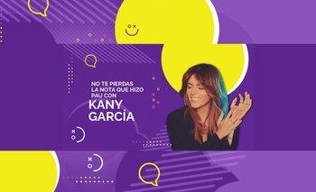 """ENTREVISTA   Kany García: """"El nuevo disco va a poner muy de buenas a la gente"""""""