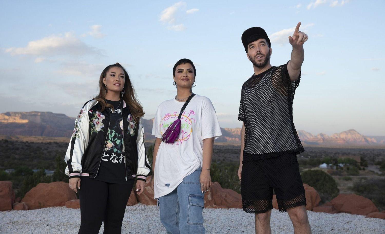 Demi Lovato piensa que decirle 'aliens' a los extraterrestres está mal