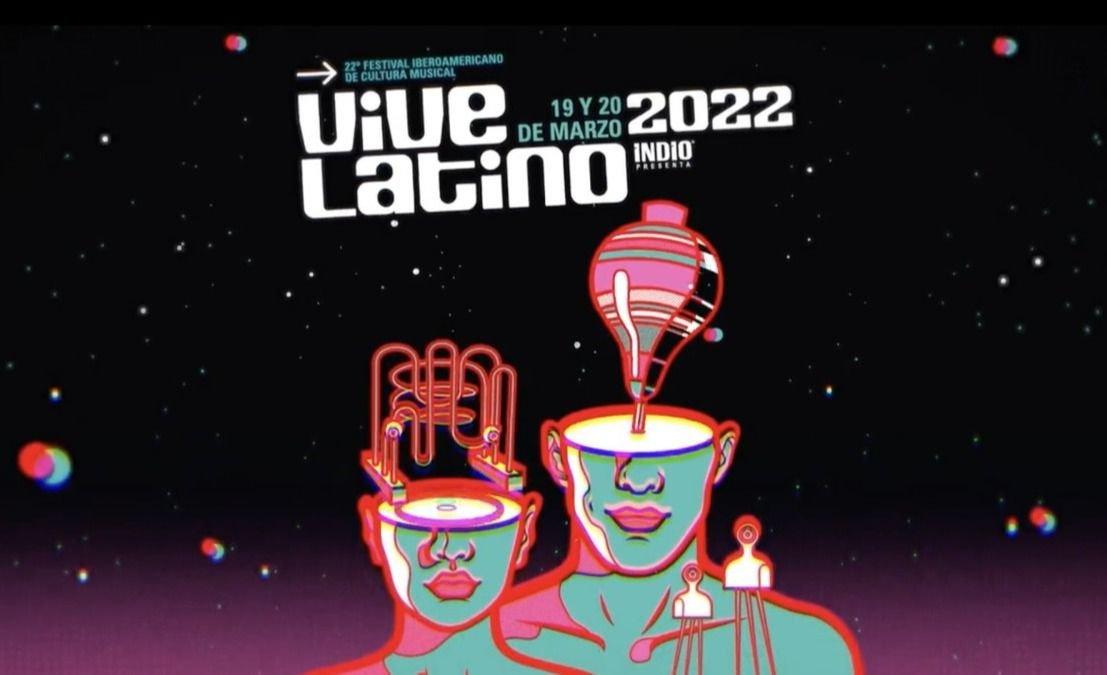 Se confirmó el line up del Festival Vive Latino