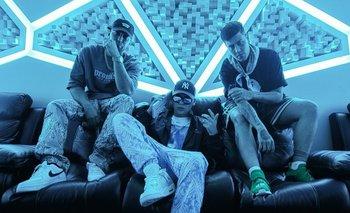 Duki reunió a BZRP y Justin Quiles en un nuevo single
