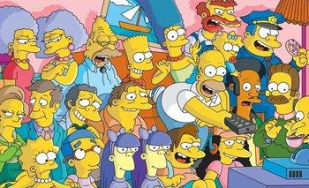 ¿Cuánto pagan por ver todos los capítulos de Los Simpson?