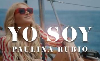 """""""Yo Soy"""", la nueva canción y video de Paulina Rubio"""
