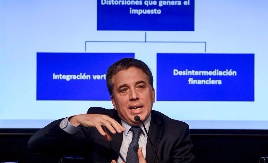 Aterriza en el Congreso Nacional el proyecto de Reforma tributaria