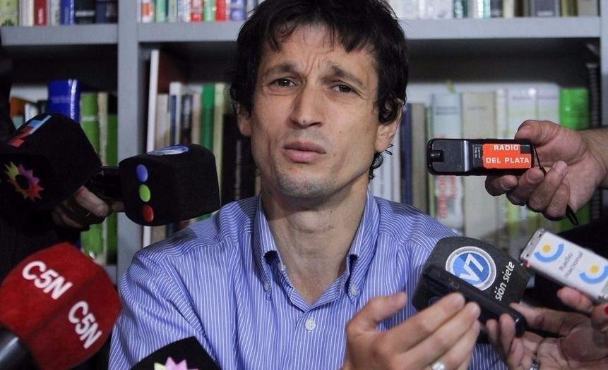 """Lagomarsino: """"Nisman me traicionó, pero ya lo perdoné"""""""