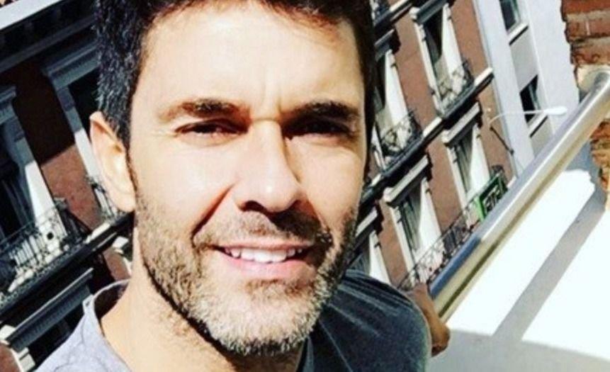 """Mariano Martínez volvió a demostrar que es todo un """"papá-miel"""" con esta foto"""