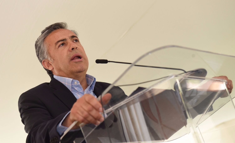 """Cornejo: """"Argentina no va a salir de sus problemas en mucho tiempo"""""""