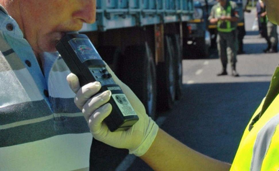 Controles de alcoholemia en Mendoza: se dispararon los casos en el último finde