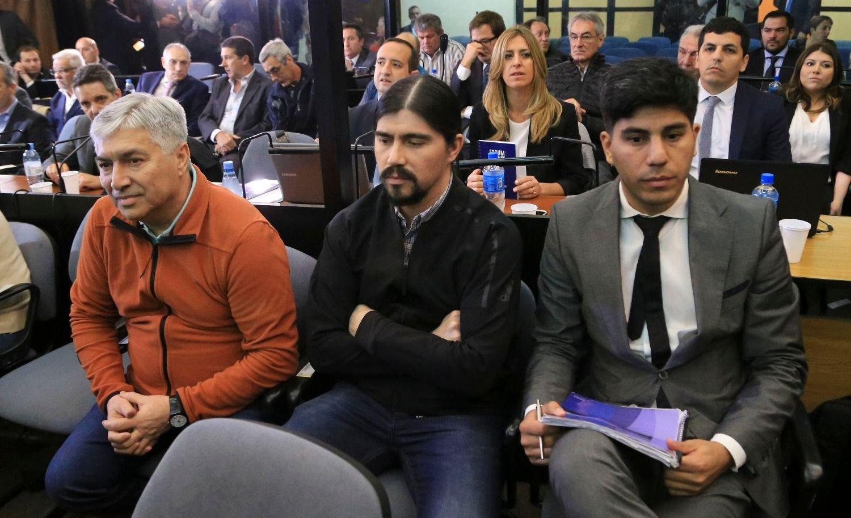 Negaron la excarcelación a Lázaro Báez y a su hijo Martín