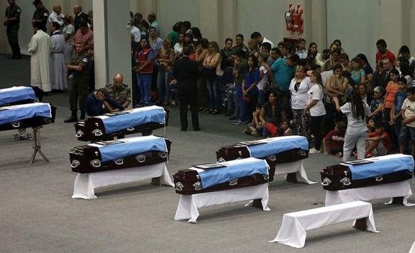 gendarmería tragedia