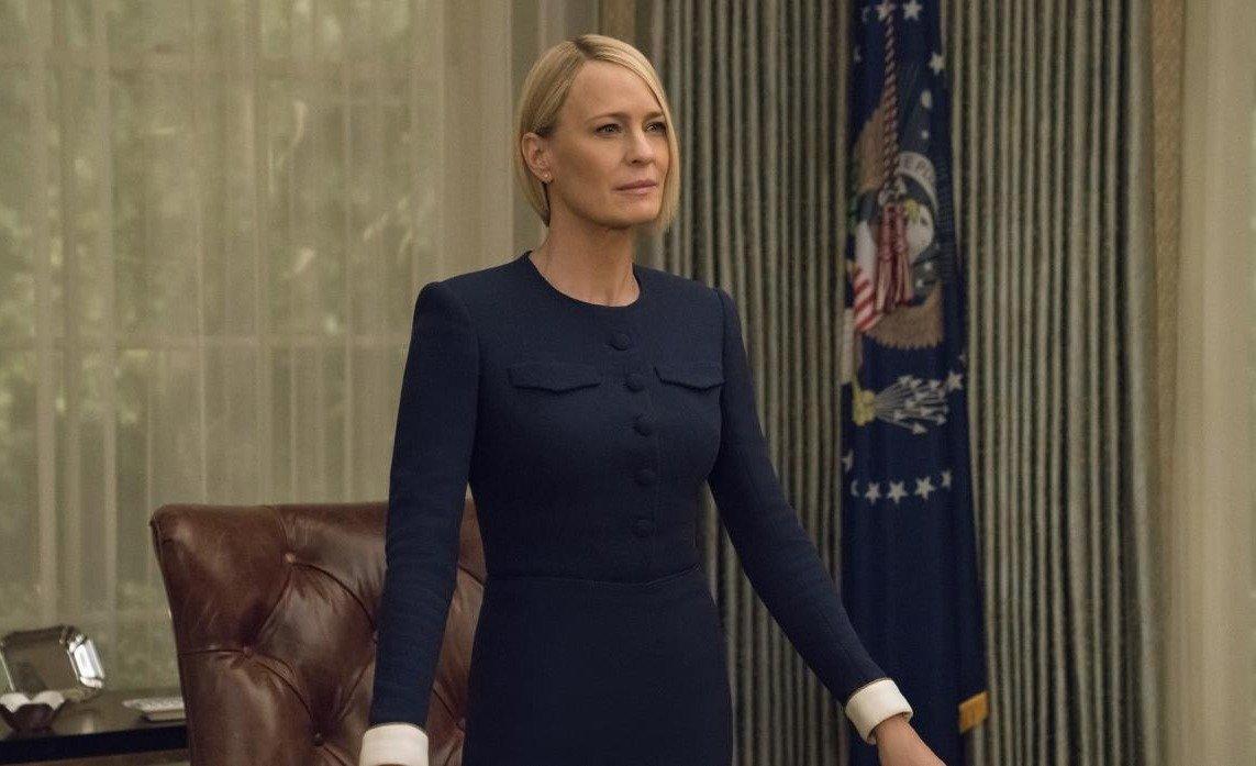Mujeres protagonistas en la temporada final de House of Cards