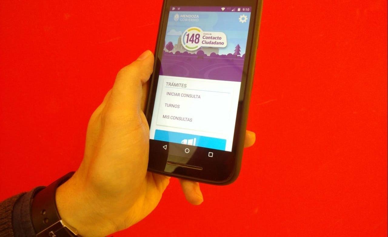 Presentaron la app 148 Mendoza, una herramienta para los ciudadanos