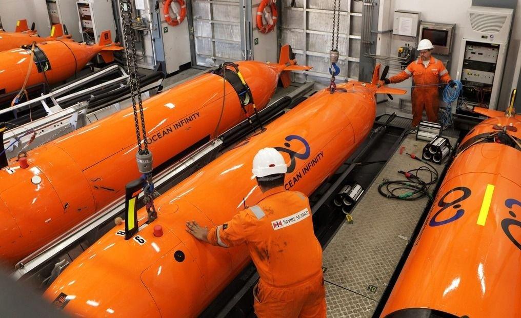 Ocean Infinity agradeció el apoyo y detalló el encuentro del submarino