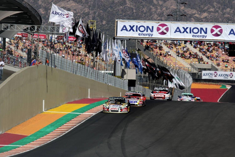Circuito Villicum : Turismo carretera ardusso ganó en el moderno circuito