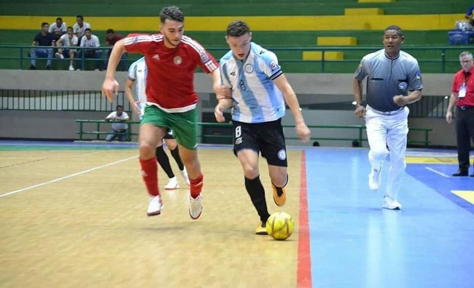 Argentina arrancó con el pie derecho