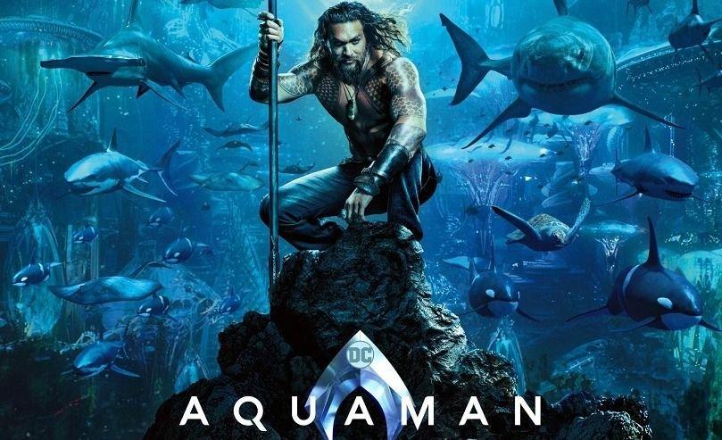 """Llegó el tráiler final de """"Aquaman"""""""