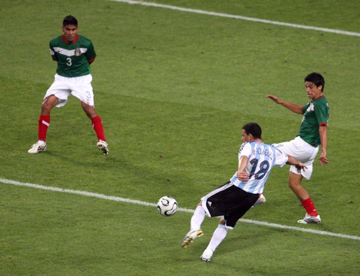 Los partidos más recordados entre Argentina y México