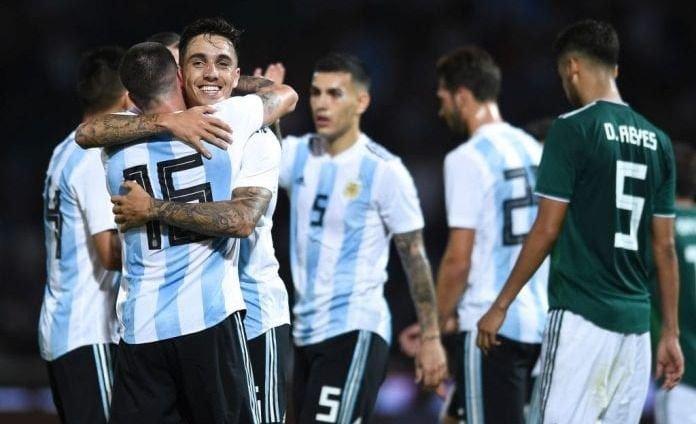 Los jugadores de la Selección Argentina muestran en redes sociales su día en Mendoza