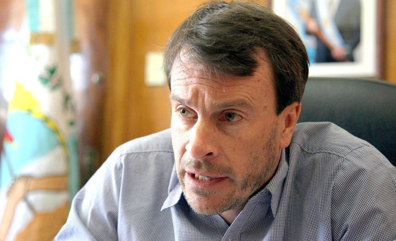 Ministro de Hacienda, Lisandro Nieri.
