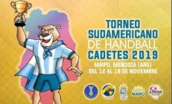 Resultado de imagen para sudamericano de balonmano en maipu