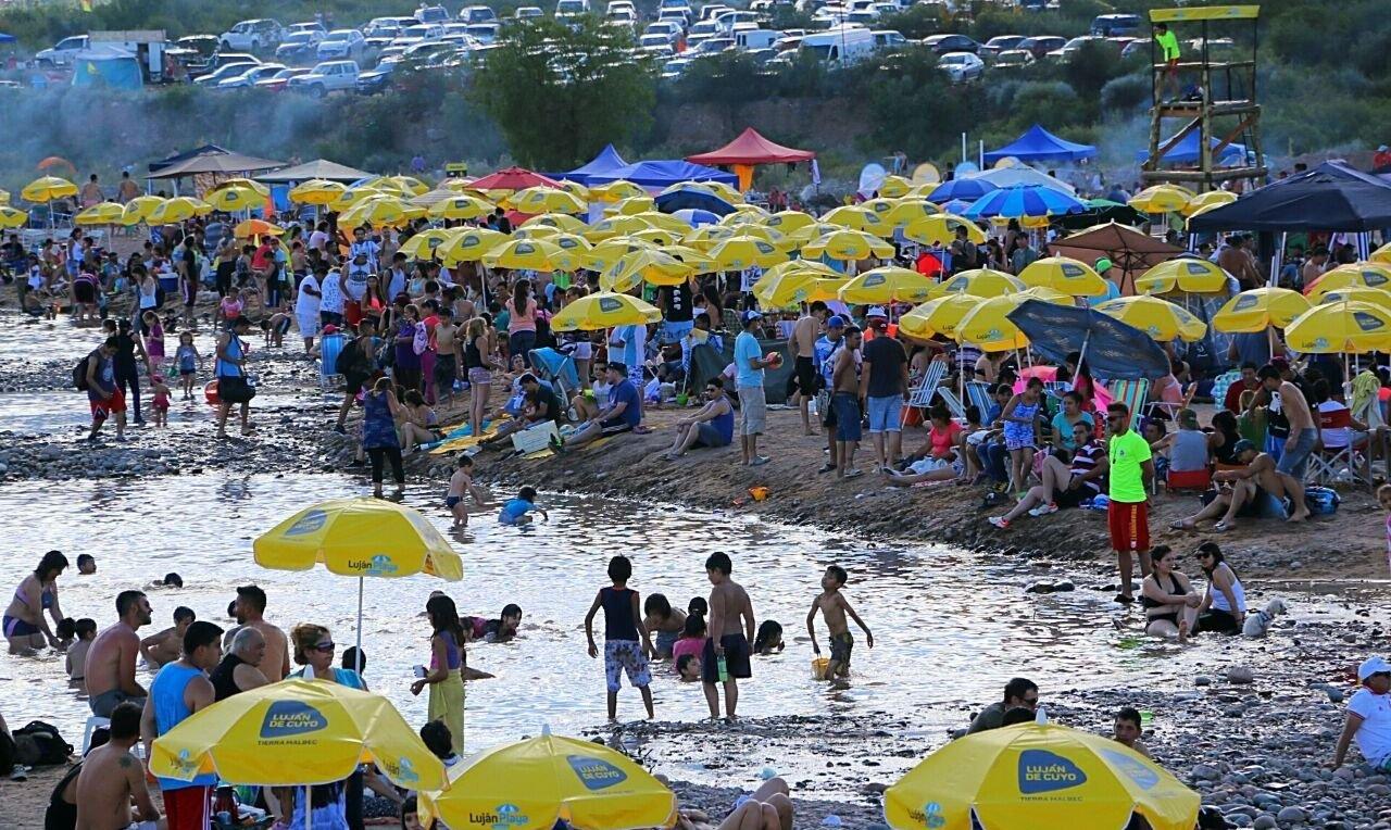 Mendoza: llega la cuarta temporada de Luján Playa