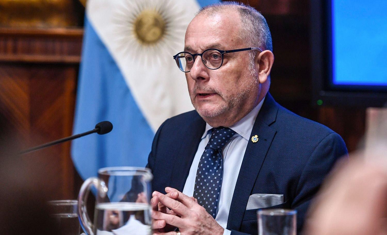 Jorge Faurie Cancillería argentina Alberto Fernández Cristina Kirchner
