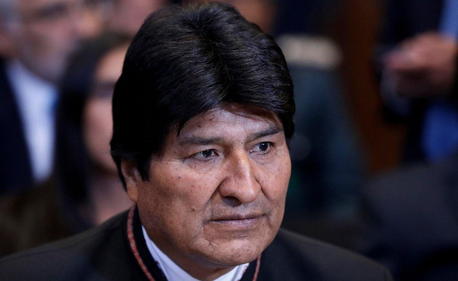 Evo Morales rechazó la oferta de Alberto Fernández de asilarse en Argentina y permanecerá en México