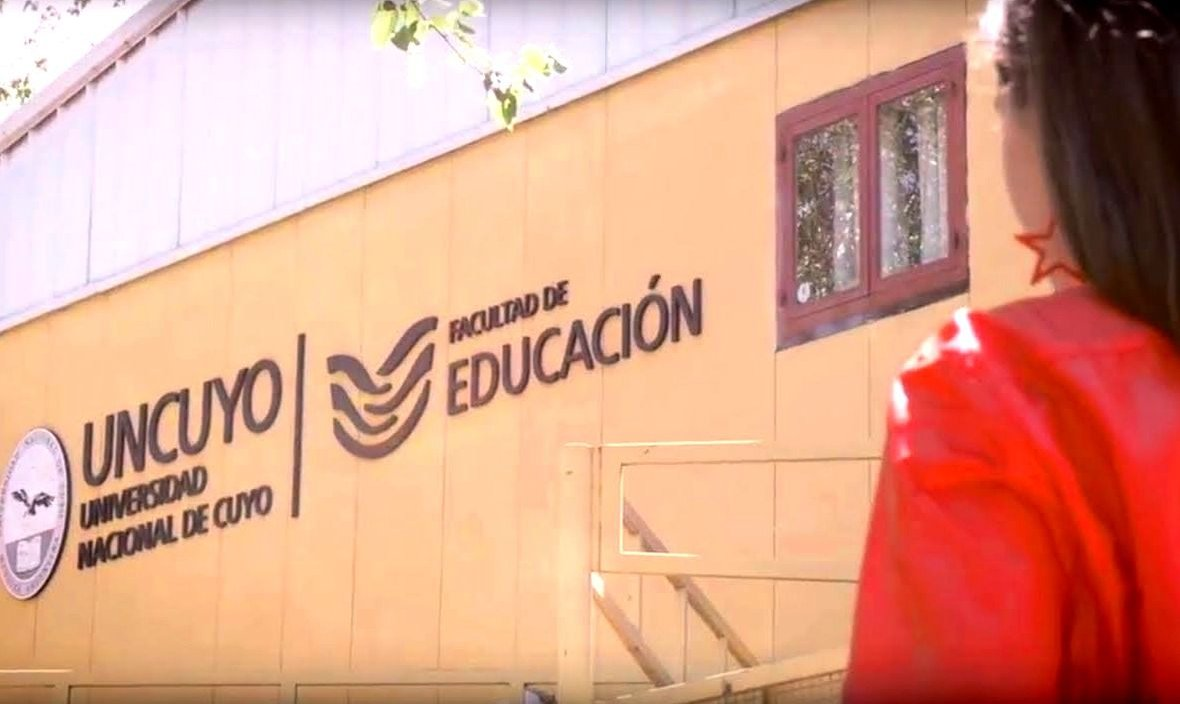 La UNCuyo sumó el lenguaje inclusivo en la Facultad de Educación