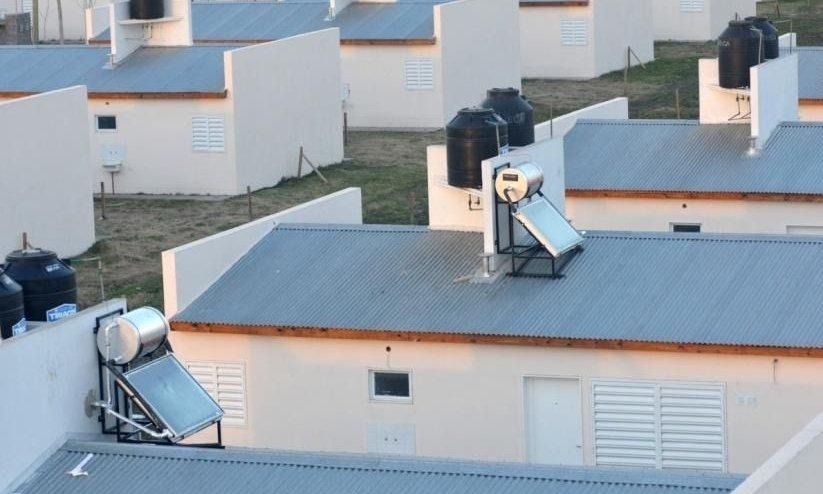 Las casas que entregue el IPV contarán con energías alternativas