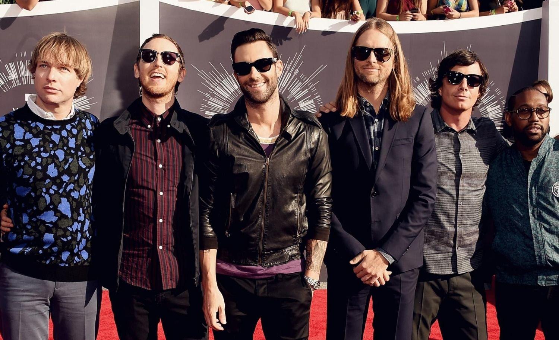 Maroon 5 vuelve a la Argentina