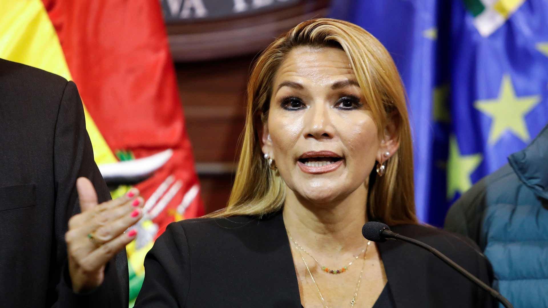 Bolivia Venezuela Argentina Alberto Fernández Nicolás Maduro Jeanine Áñez