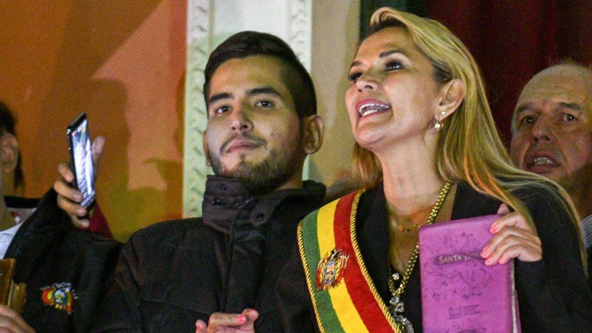 Jeanine Áñez Bolivia Evo Morales elecciones