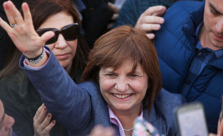 """Patricia Bullrich aseguró que """"sería un honor"""" presidir el PRO"""