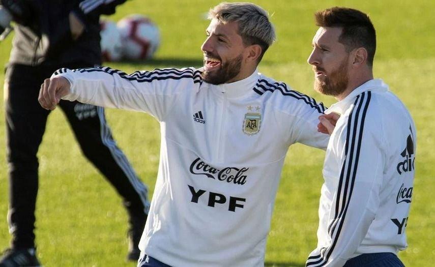 Con Messi y Agüero, Argentina se mide ante Brasil