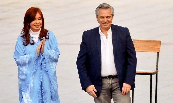 Alberto y Cristina se reunieron para definir el equipo del próximo Gobierno