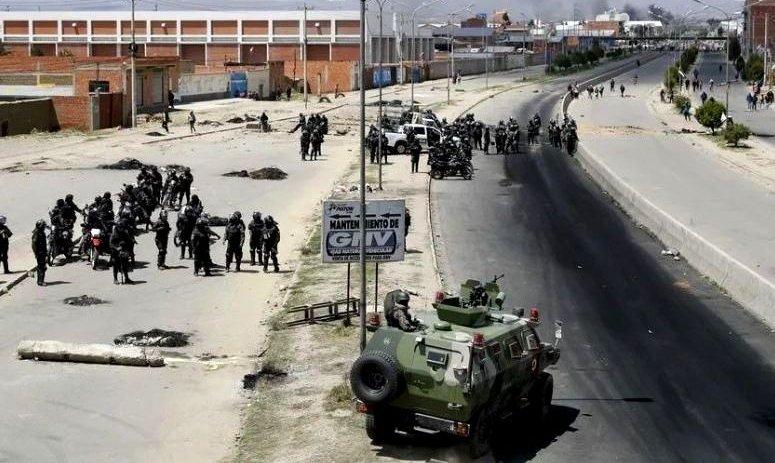 Mataron a un manifestante en Bolivia tras una represión en una planta de gas