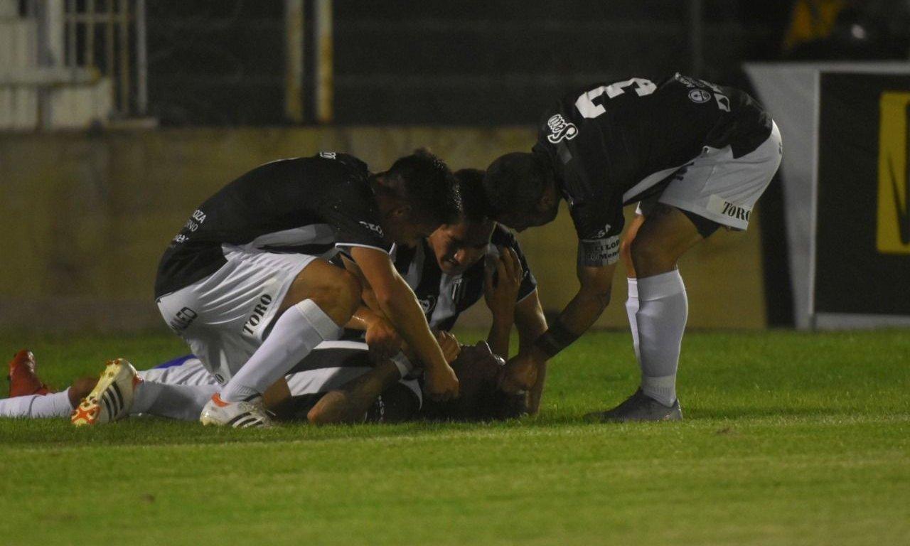 Gimnasia goleó al Deportivo Maipú y es finalista de la Copa Mendoza