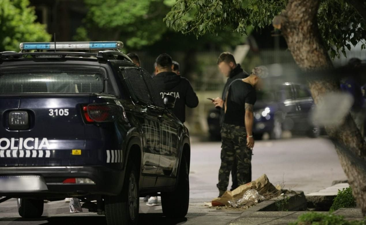 Guaymallén: asaltaron un Rapipago y a un joven