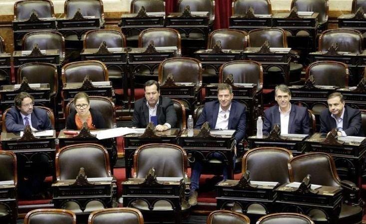 El kirchnerismo no se presentó a debatir proyecto de ley de Ficha limpia