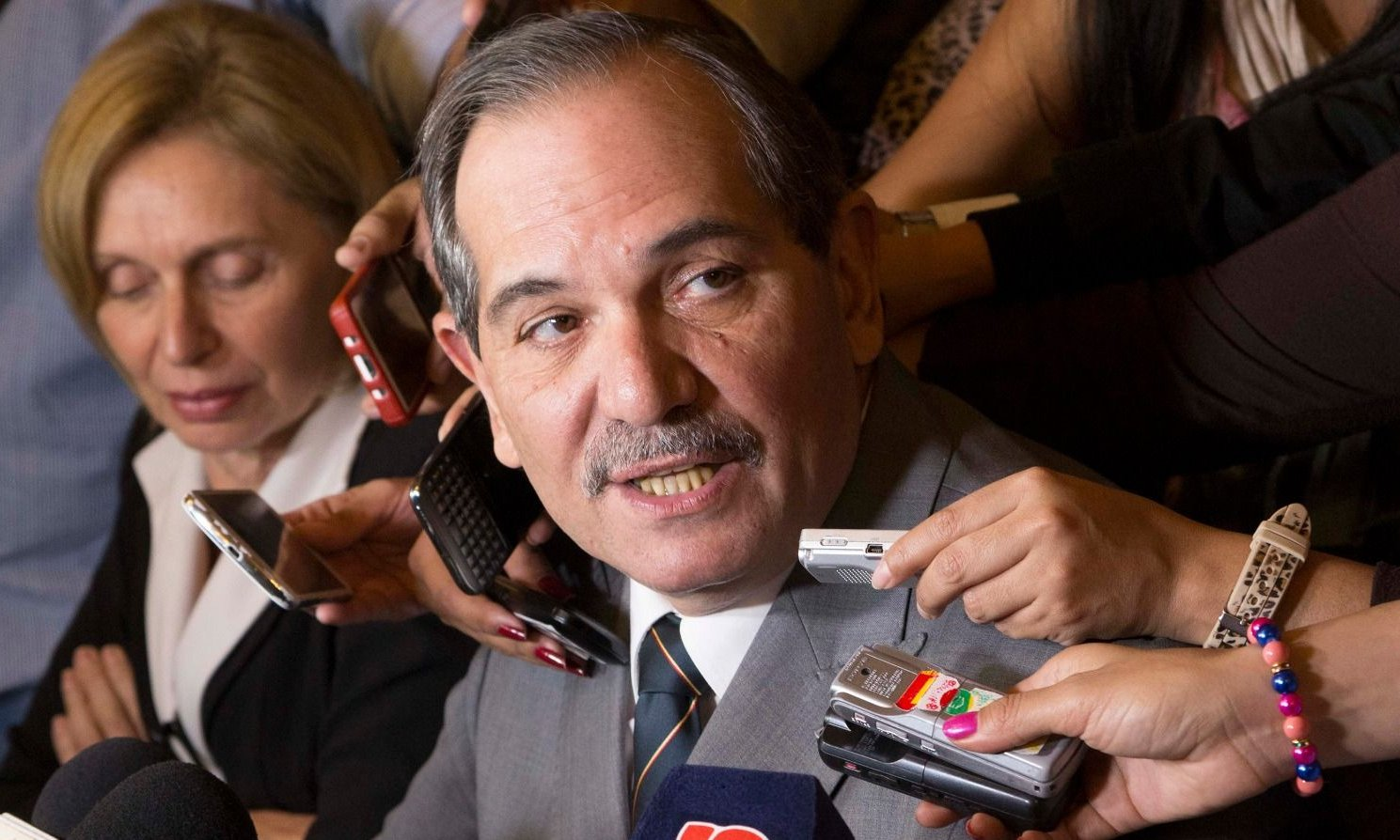 José Alperovich fue acusado de abuso sexual