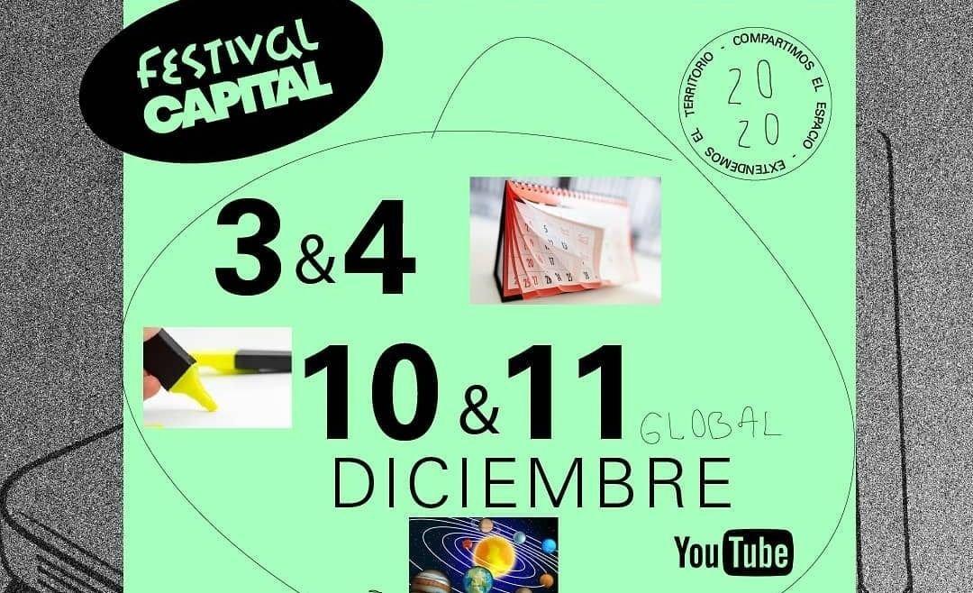 Se viene Festival Capital con Estelares, Julieta Venegas y más