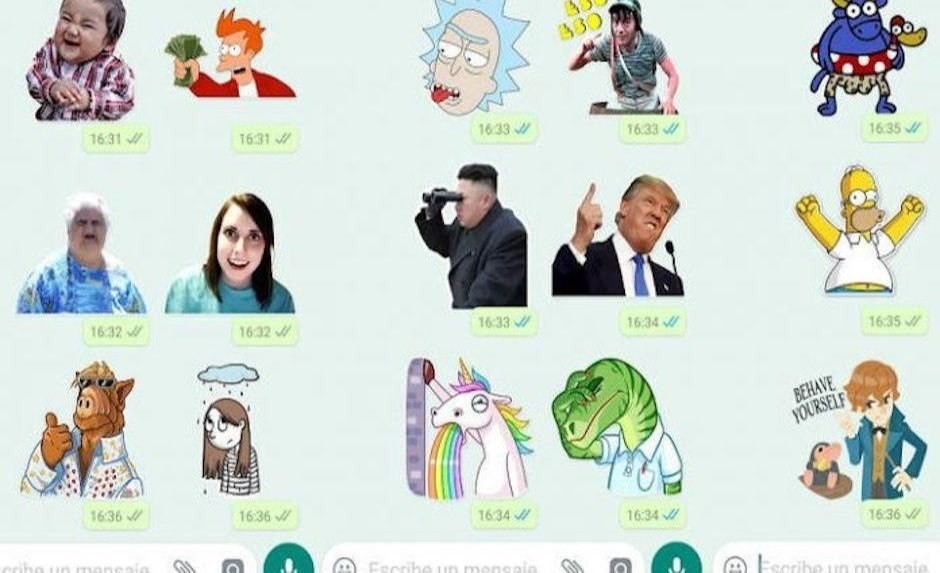 Whatsapp | Muy pronto vas a encontrar los stickers más fácil