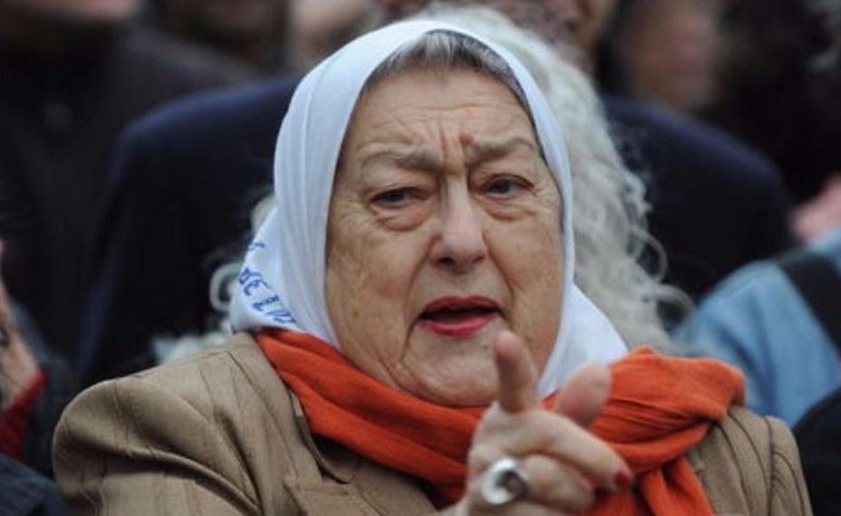 El pedido de Hebe de Bonafini a los bolivianos por la crisis política