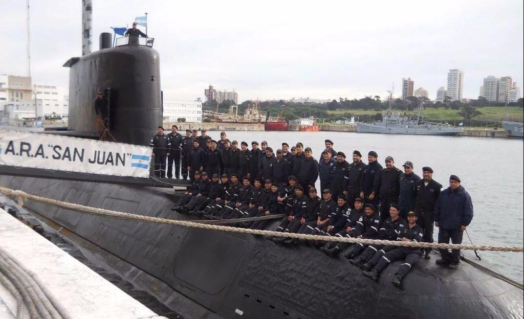 Familiares reclaman que el submarino sea recuperado