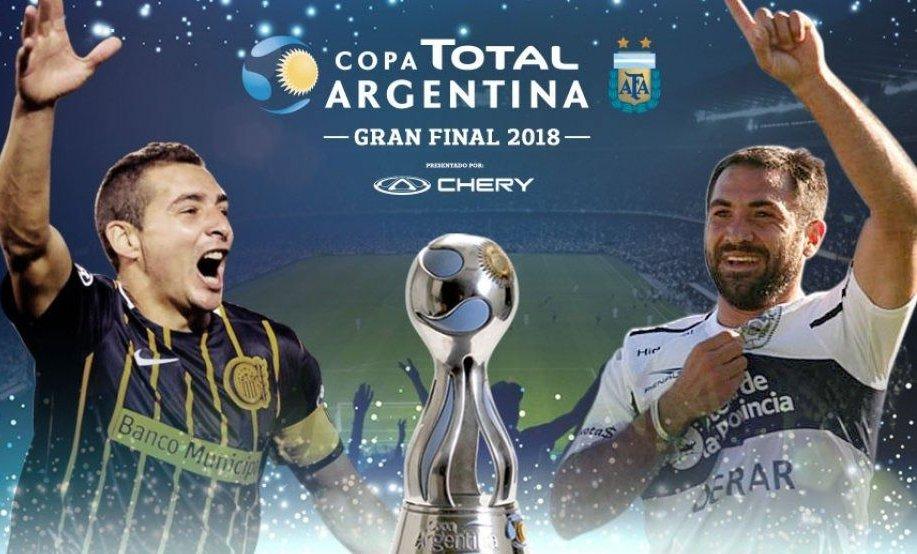 Se define el campeón de la Copa Argentina